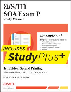 actuarial bookstore rh actuarialbookstore com FDIC Compliance Exam Manual asm study manual exam c/exam 4 pdf
